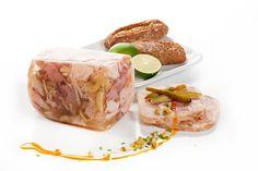 Mięso z indyka w galarecie z bulionem