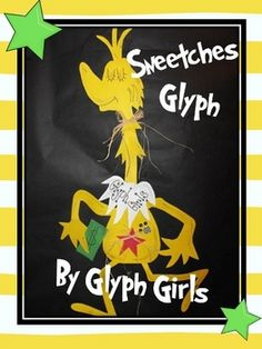 Celebrate Dr. Seuss' Birthday with this whimsical glyph by Glyph Girls! Students will love creating their very own glyphs and teachers will love th...