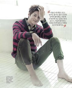 Moon Joo Won...Born Sept. 30, 1987