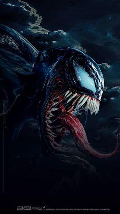 Real Venom Hd Wallpaper Wallpaper Venom Marvel Marvel Comics