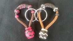 Mini bosal keyrings