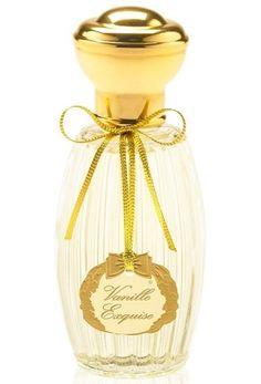 ANNIK GOUTAL I VANILLE EXQUISIT •  vanilla woody musky powdery almond  • Fragrance Notes, Angelica Almond Vanilla Musk Sandalwood Guaiac Wood