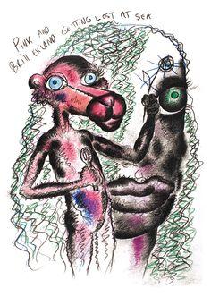 Bjarne Melgaard - u. Fine Art, Prints, Fictional Characters, Kunst, Fantasy Characters, Visual Arts