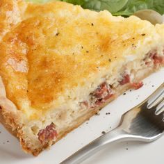 Bacon Lovers Quiche