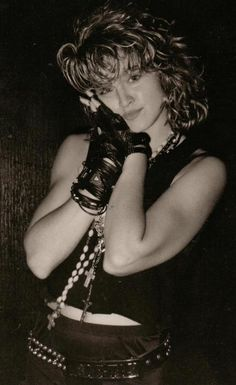 COCAMIA: Vintage Madonna #24 love this because it's so UN-HER