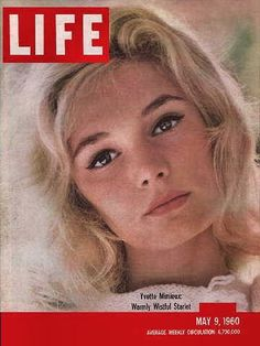 Buy LIFE MAGAZINE: May Cover Story: Yvette Mimieux: Warmly Wistful Starl.evoke the most loved memoirs from this eye-catching magazine Life May 9 1960 - A complete well-preserved y. Life Magazine, Yvette Mimieux, Life Cover, The Time Machine, Tv Guide, Vintage Magazines, Classic Beauty, Hollywood Actresses, Movie Stars