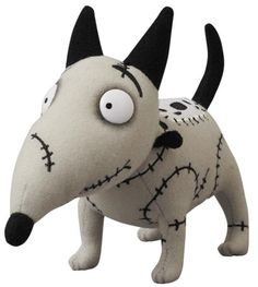 "Toy174 ""Sparky"" by Tim Burton from Frankenweenie Series (2012) #Toy"