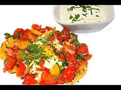 Reteta Menemen - retete turcesti Adygio Kitchen - YouTube
