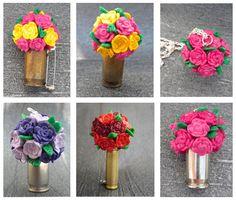 Little Rose Bouquets by queenrocks324 on DeviantArt