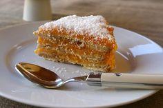 Tarta de zanahorias, coco y galletas | Cocinar en casa es facilisimo.com