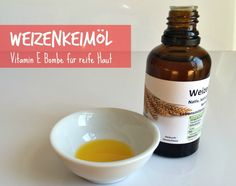 Weizenkeimöl: Vitamin E Lieferant wie kein anderes Öl. Ein wahres SCHÖNHEITS-ELIXIR. Beste Wirkung bei reifer Haut, Cellulite, kaputtem Haar und Haarausfall
