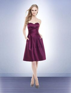 probably the front runner right now for bridesmaid dresses