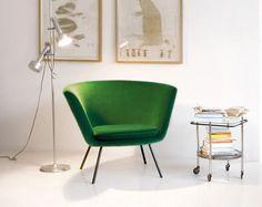 Sessel - 15 Modelle im Retro-Stil - [SCHÖNER WOHNEN]