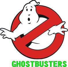 Ghostbusters SVG DXF EPS Cut file by YourVectors on Etsy