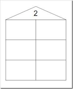 Decomposing numbers - templates