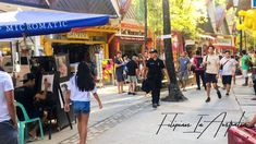 Boracay Update   D'Mall Area Plenty of People Shopping People Shopping, Shopping Mall, Boracay Island, Beautiful Day, Street View, Beach, Shopping Center, The Beach, Shopping Malls