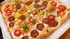 Snabblagade tips till påskbordet Finger Foods, Vegetable Pizza, Good Food, Food And Drink, Appetizers, Snacks, Baking, Vegetables, Tips