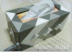 종이접기/티슈케이스 접는 방법 올려요~ ^^ :: 네이버 블로그