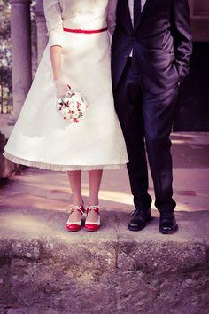 Eli & Ivan: Una boda rústica en invierno de Norma Grau