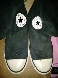 323916d8a98782 Women s size 8 Converse All Star Chuck Taylor boots  fashion  clothing   shoes