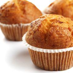 Prueba ésta deliciosa receta de muffins, están hechos con Harina para Hot Cakes Gamesa®, son fáciles y ricos. COME BIEN
