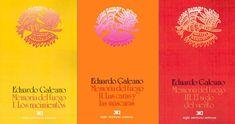 LA BOHEMIA: RESEÑA LITERARIA - MEMORIAS DEL FUEGO (1982-1986) ...