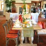 Diana Marie Photography Florals: The Tangled Vine Rentals: Signature Party Rental
