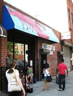 Red Hook Lobster Pound - 284 Van Brunt St (between Verona St & Visitation Pl), Brooklyn, NY 11231 (Neighborhood: Red Hook)