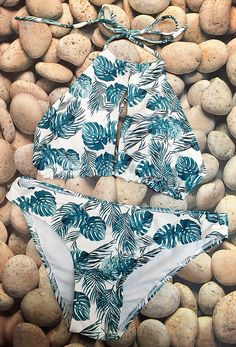 Catch the modern vibe. You're yearning to stand out from the crowd in this unique printing bikini set.azbro.comwill give you a gorgeous look!