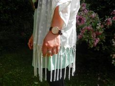 Handbags and Gladrags My Outfit, White Dress, Outfits, Dresses, Fashion, Vestidos, Moda, Suits, Fashion Styles