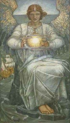 Edward Reginald Frampton - The Angel of the Sea