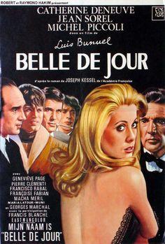 Belle de Jour - Poster Belgique