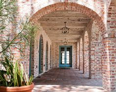 The Loggia at Casa Feliz creates a perfect setting for a Reception.  Photography done by lh-photo.com