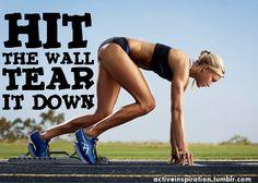 Hit the Wall, Tear it DOWN!