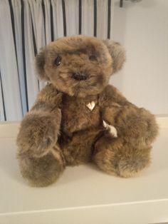 DIY Teddybär Louise von DO-ITeria www.doiteria.com