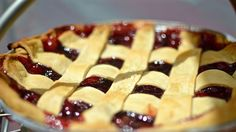 Katie Perry has released the strangest-looking cherry pie recipe most people have probably ever seen. It was f...