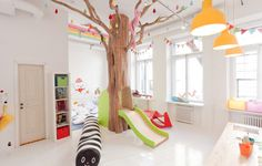 Colourful and fun playroom by Yeka Haski - Jelanie 1