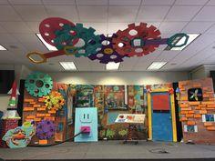 Maker Fun Factory, FT Carson VBS 2017