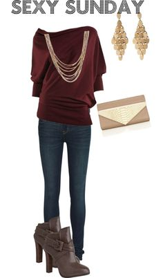 """""""Sexy Sunday"""" by vintagechic360 ❤ liked on Polyvore"""