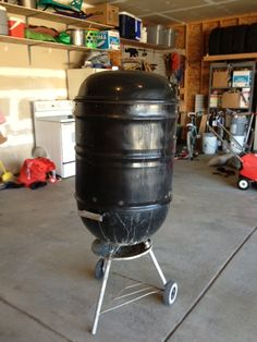 Pellet Pro 174 Ugly Drum Smoker Pellet Conversion Kit Http