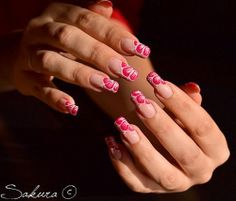 amazing valentines day nail design ideas for you this year. see more at http://www.yournaildesign.com