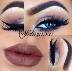 Love that lip color.