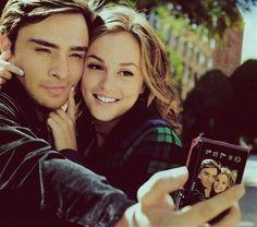 Chuck and Blair!!