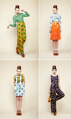 Fifi Lapin: Inspired by...
