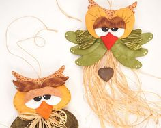 BARBAGIANNI USA... the owl by ilmondodellenuvole on Etsy