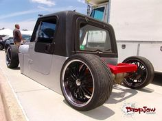 Rat Rod Jeep?