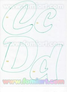 Types Of Lettering, Lettering Styles, 3d Letters, Letters And Numbers, Different Font Styles, Beautiful Notes, Creative Lettering, Letter A Crafts, Calligraphy Alphabet