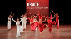 Ronald K. Brown's GRACE on Vimeo