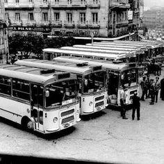 Presentación de Vitrasa. Vigo. 1968