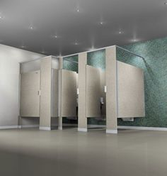 Gravel Commercial Bathroom Partitions Commercial Bathroom Ideas, Commercial  Toilet, Bathroom Partitions, Bathroom Light